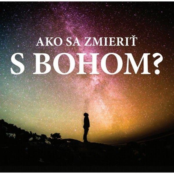 Ako sa zmieriť s Bohom? Didasko