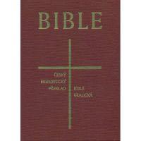 Česká synoptická Bible - tvrdá vazba 1202