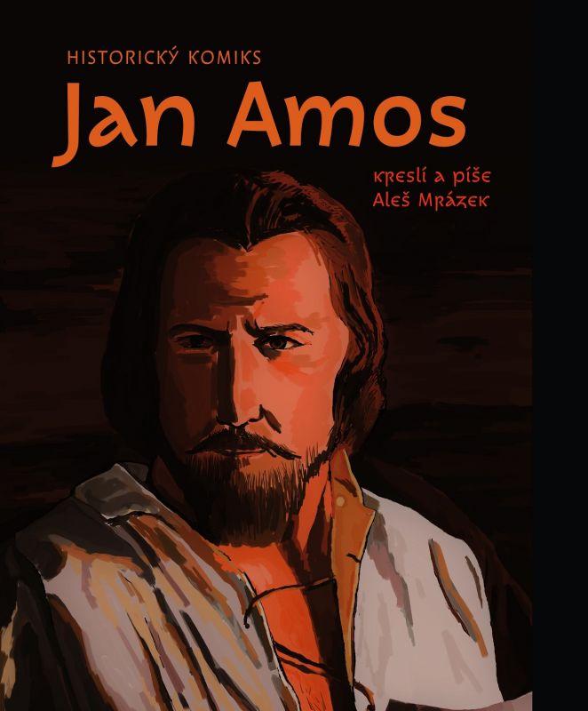 Historický komiks Jan Amos Poutníkova četba