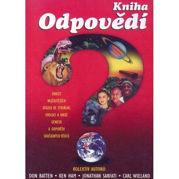 Kniha odpovědí PDF