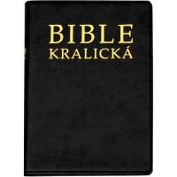 Kralická Bible - velká, měkká vazba