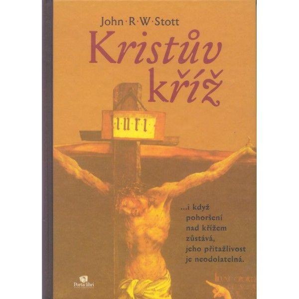 Kristův kříž Porta Libri
