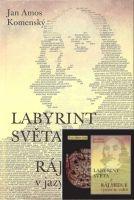 Set: Labyrint světa a ráj srdce - v jazyce 21.stol. + CD